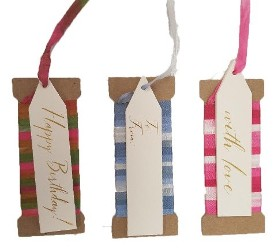 Karen Adams Gift Tags