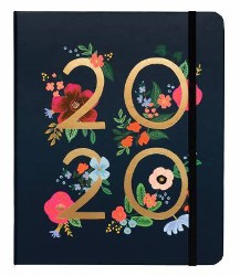 Rifle Paper Wild Rose 17-mo. Agenda